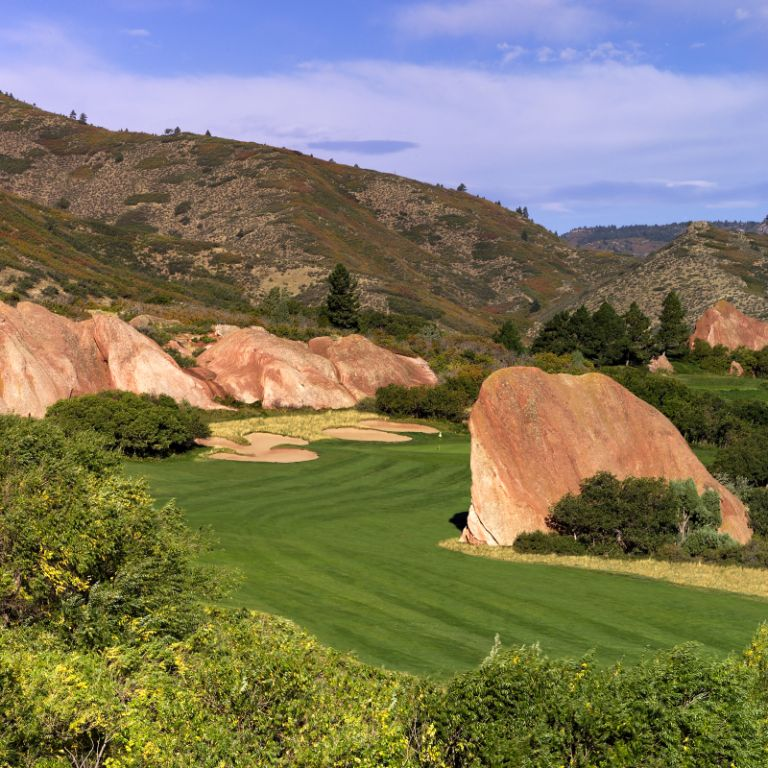 Littleton Colorado: Littleton, CO Golf Course Tour